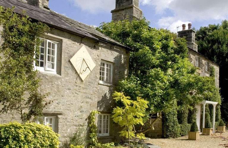 Hipping Hall luxury bed and breakfast near Kirkby Lonsdale