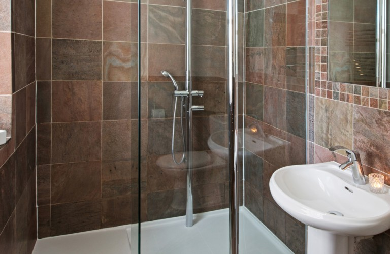 Luxurious, Cosy Bathrooms at Hipping Hall Hotel in Kirkby Lonsdale