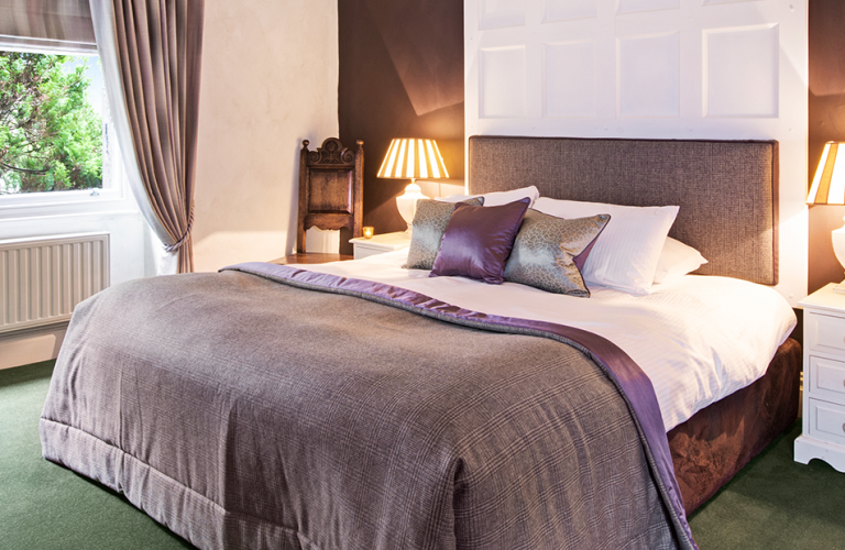 Grand Rooms at Hipping Hall Hotel & Restaurant in Kirkby Lonsdale