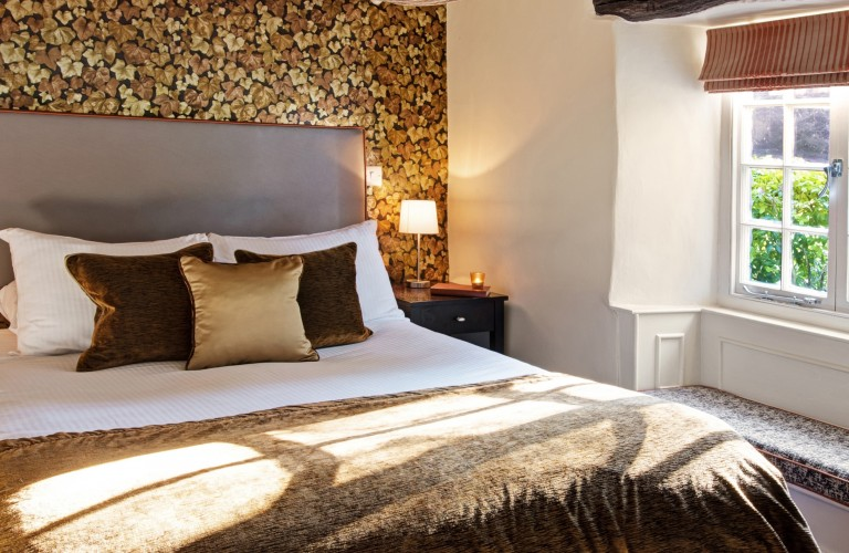Enjoy a night's stay at Hipping Hall in one of our Cottage Rooms