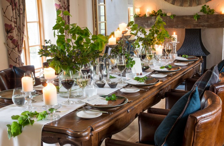 Hipping Hall Private Dining Venue in the Yorkshire Dales