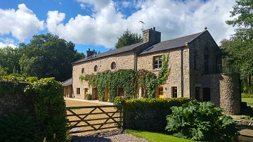 The Old Stables Luxury Rooms at Hipping Hall in Kirkby Lonsdale