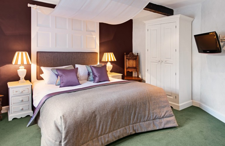 Hipping Hall Luxury Hotel in the Yorkshire Dales