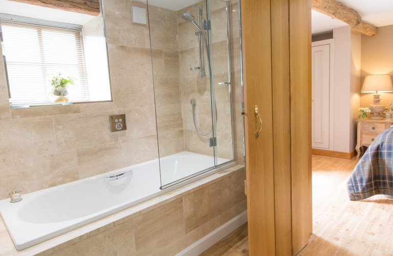 Stable Bathrooms at Hipping Hall Hotel & Restaurant