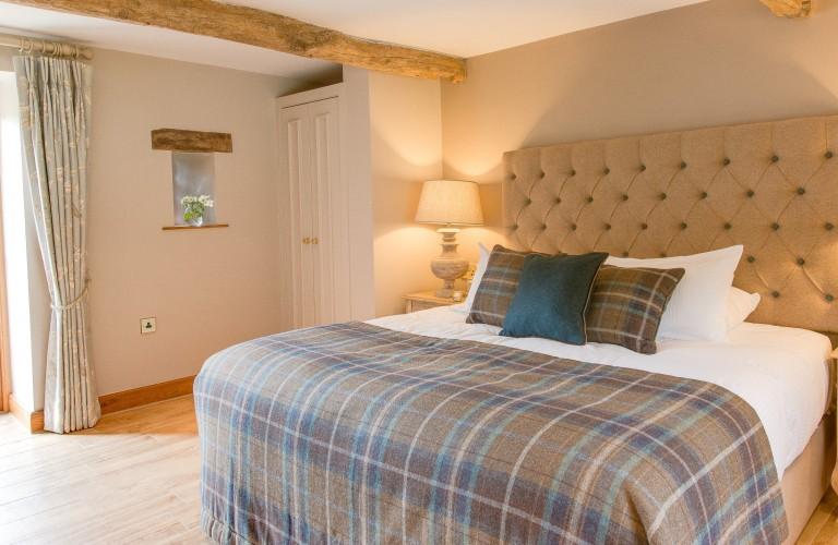 Stable Rooms at Hipping Hall Hotel & Restaurant in the Yorkshire Dales