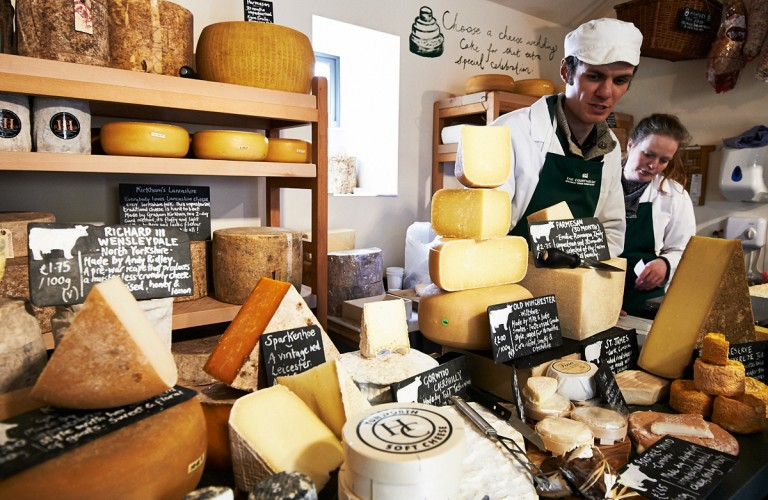 Meet Cheesemonger of the year, Andy Swinscoe from The Courtyard Dairy