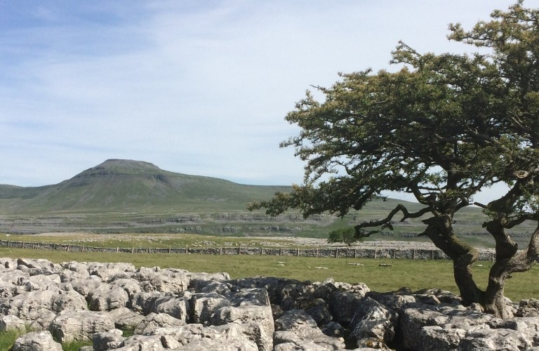 Ingleborough, Hipping Hall Gastro Getaway in the Yorkshire Dales
