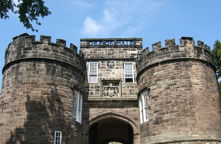Visit Skipton Castle during your stay at Hipping Hall