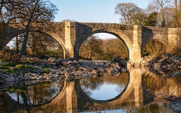 The history of Kirkby Lonsdale