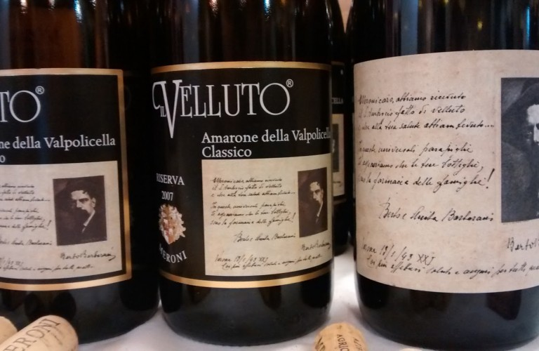Wine Dinner With Carlo Meroni & Luca Dusi